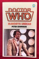 Doctor Who Target Novelisation No 82: Mawdryn Undead - Paperback (1)